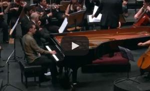 Felipe Senna - Danzas n.2 - para Violino, Violoncelo, Piano e Orquestra